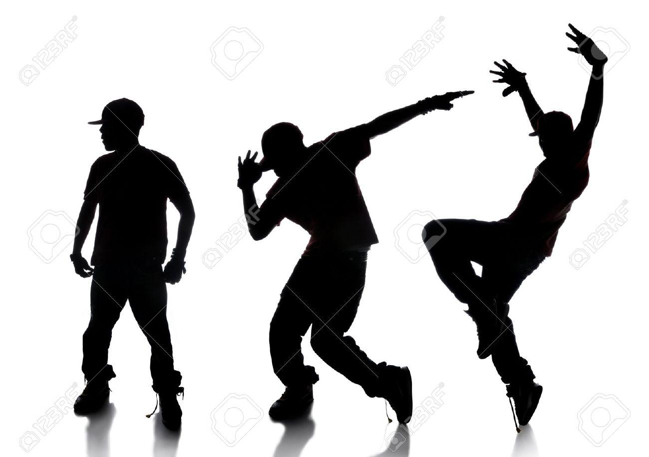 7887639-Dilhouette-di-sequenza-di-ballerino-hip-hop-su-uno-sfondo-bianco– Archivio-Fotografico 2d59e229f14d